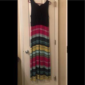 Talbots Woman's Maxi Dress